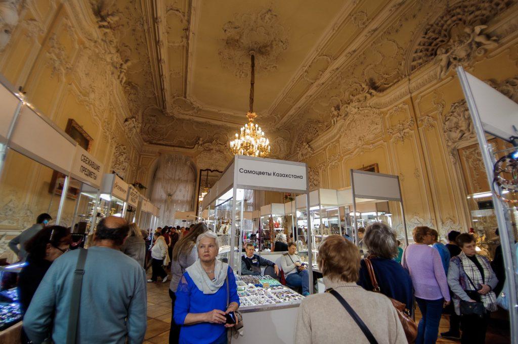 «Сокровища Петербурга» во Дворце княгини Юсуповой - бесплатные экскурсии!