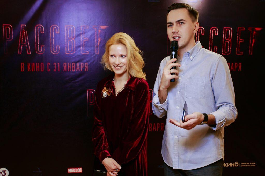 Павел Сидоров интервью Рассвет