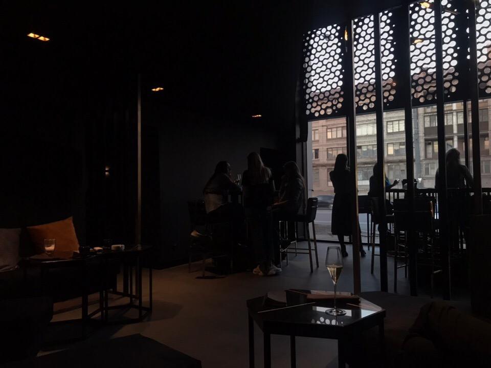 Новый ресторан PUFF на Петроградской