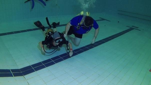 Пробное погружение с аквалангом для всех