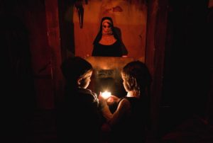 Квест-перфоманс «Проклятие монахини»