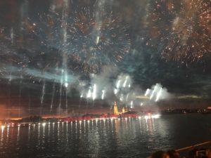 День города Санкт-Петербург 2019: полная программа