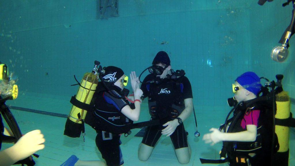 DiveNemo - обучение дайвингу в Санкт-Петербурге