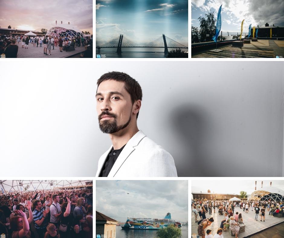 Дима Билан / Концерт на крыше