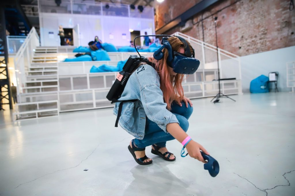 Центр виртуальной реальности KOD