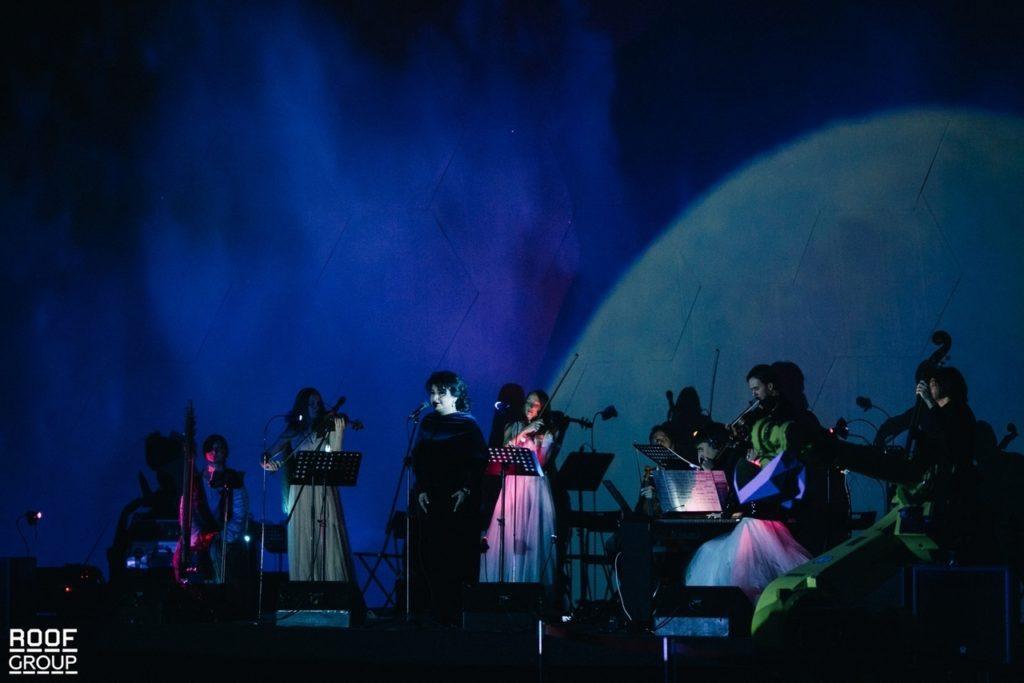 Классика в темноте концерты