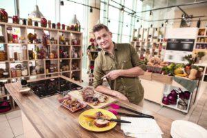 Александр Белькович: Людям нужны рецепты и то, что я готовлю