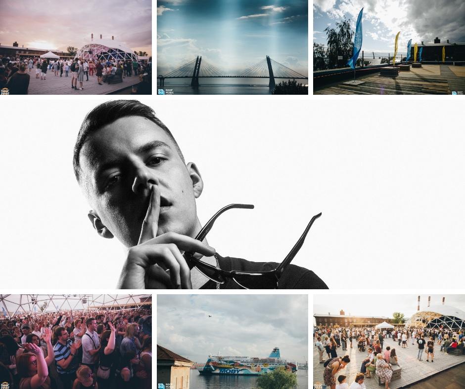 Marcul / Концерт на крыше