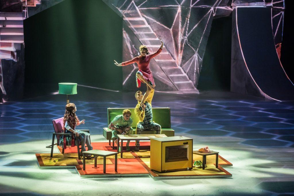 CDS, Шоу CRYSTAL на льду от Cirque du Soleil