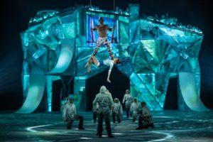 CDS: Шоу «CRYSTAL» на льду