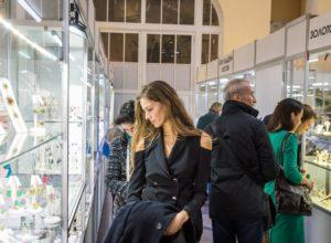 Ювелирная выставка «Сокровища Петербурга в миниатюре»