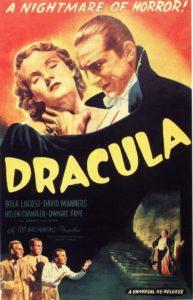 Классика «Дракула» на большом экране