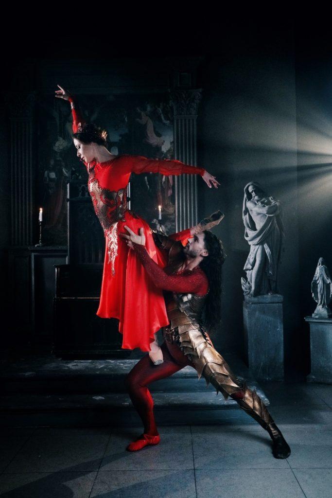 "Балет и шоу ""Дракула. Начало"""