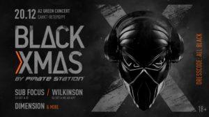 BlackX-Mas by Pirate Station