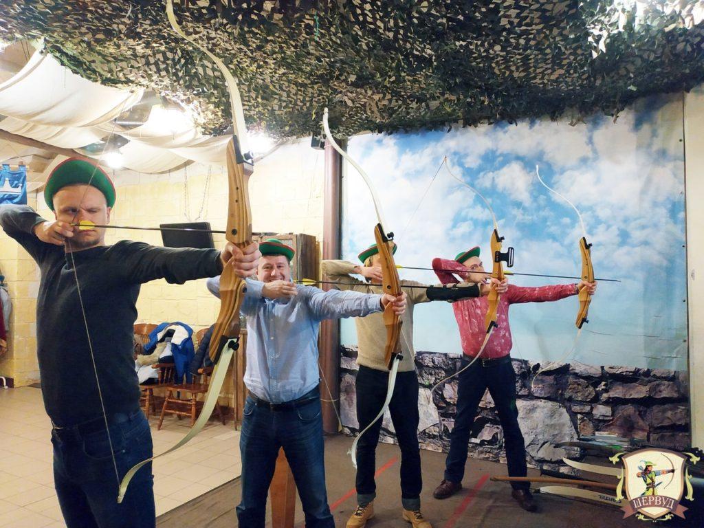 Тир Шервуд: стрельба из лука в Петербурге и арбалета