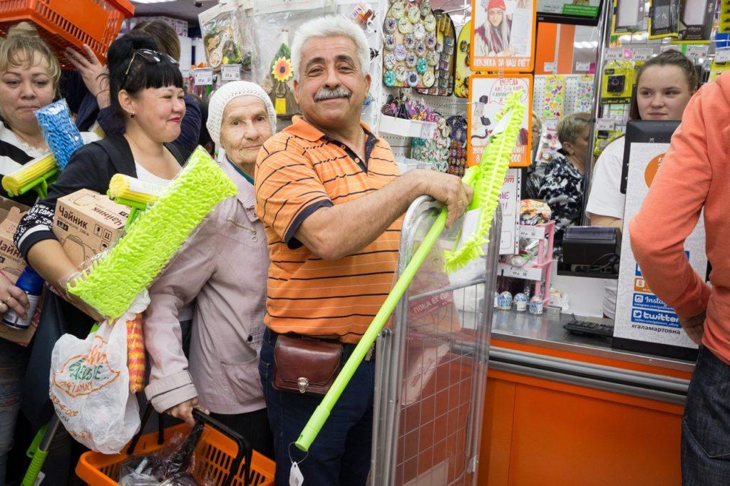 На Индустриальном проспекте открывается магазин постоянных распродаж «Галамарт»