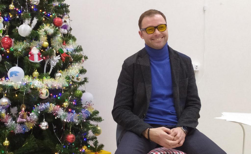 Илья Носков интервью