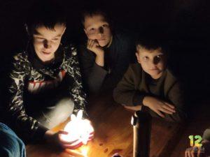 Праздничные занятия для школьников «12 коллегий и Тайны Хогвартса»
