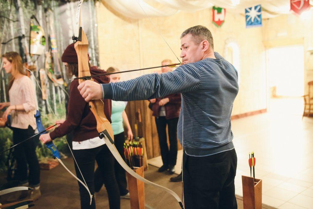 Клуб Шервуд - стрельба из луков для взрослых и детей