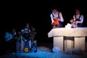 Спектакль для детей «Медовая долина»