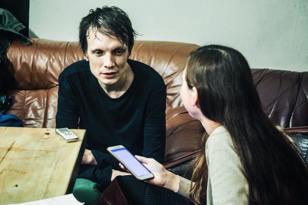 Егор Тимофеев интервью - группа мультфильмы