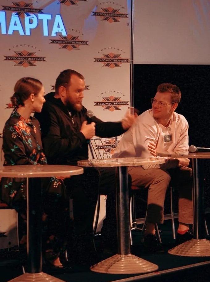 Дмитрий Власкин интервью фильм номер один