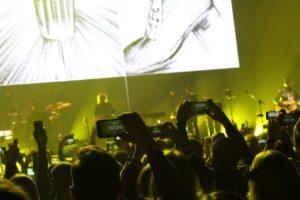 Перенос крупных концертов в Петербурге 2020