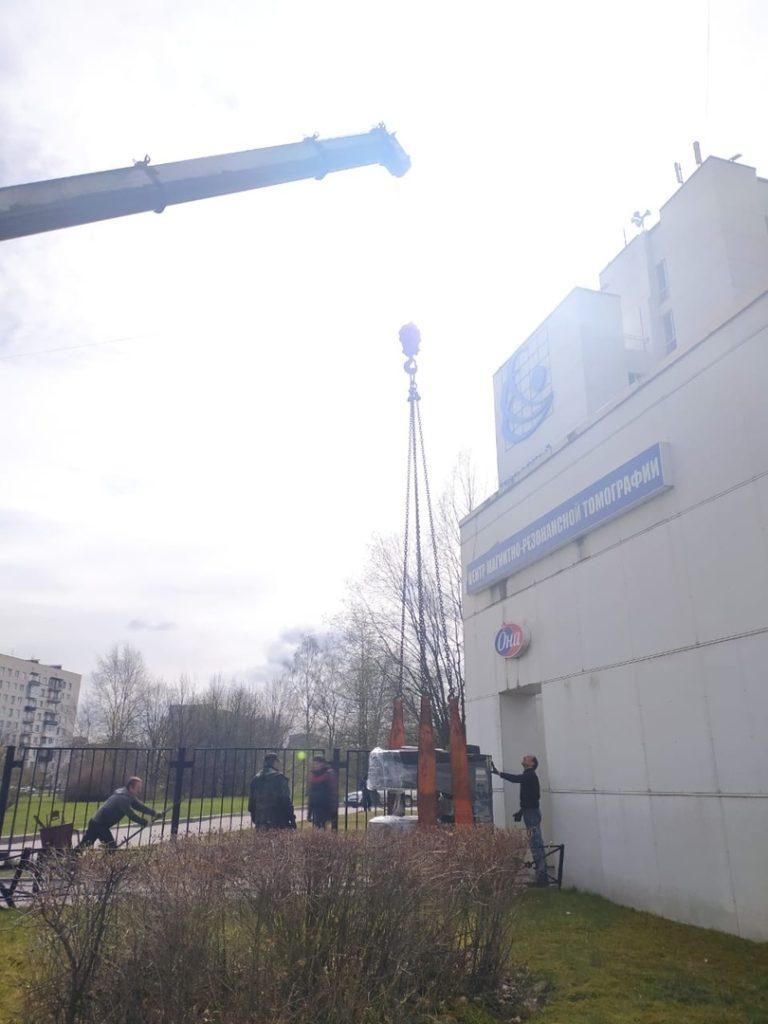 Закрытие центра МРТ в Петербурге