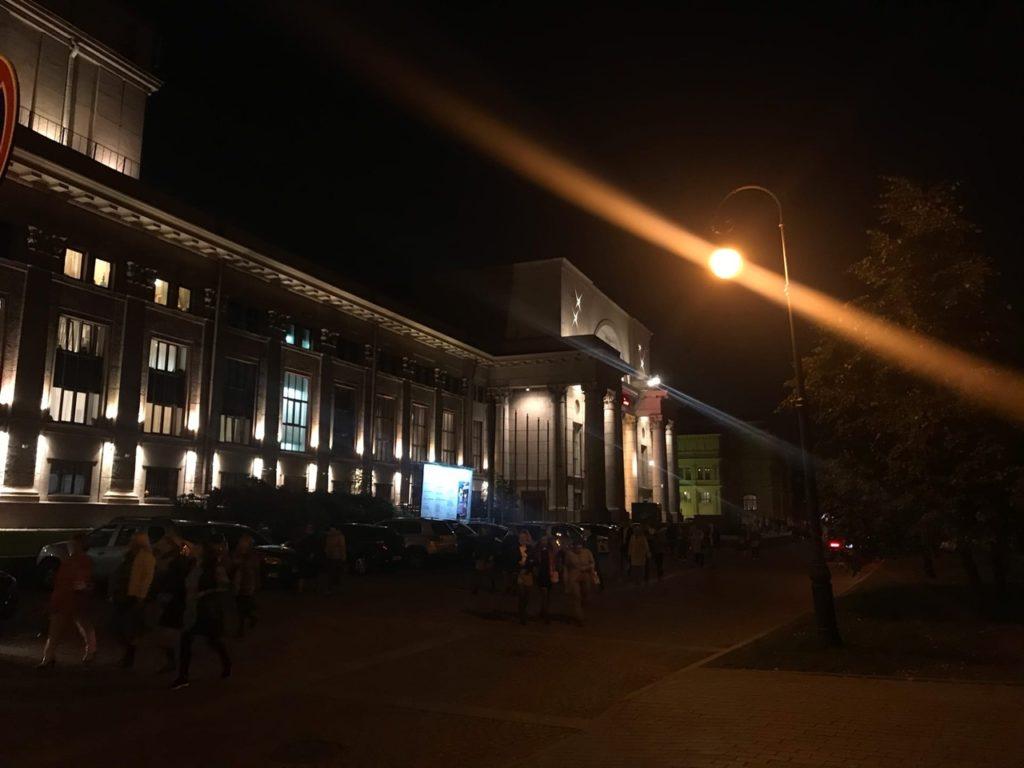 Театральный фестиваль «Балтийский дом»