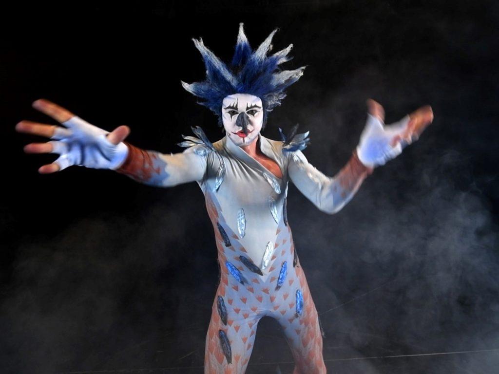 Новогодний онлайн праздник от МЕГИ и Упсала-Цирка