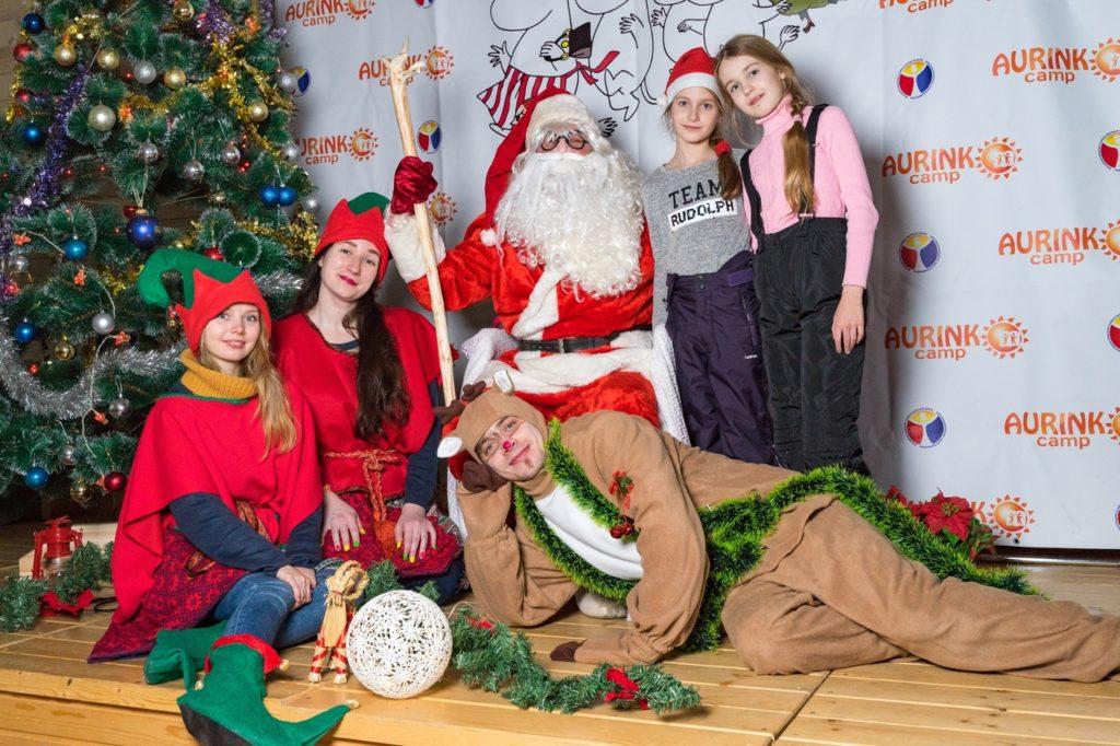 Новогодний квест для детей «В поисках рождественских сокровищ»