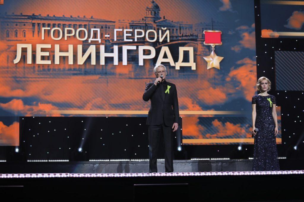 День Ленинградской Победы на телеканале «Санкт-Петербург»