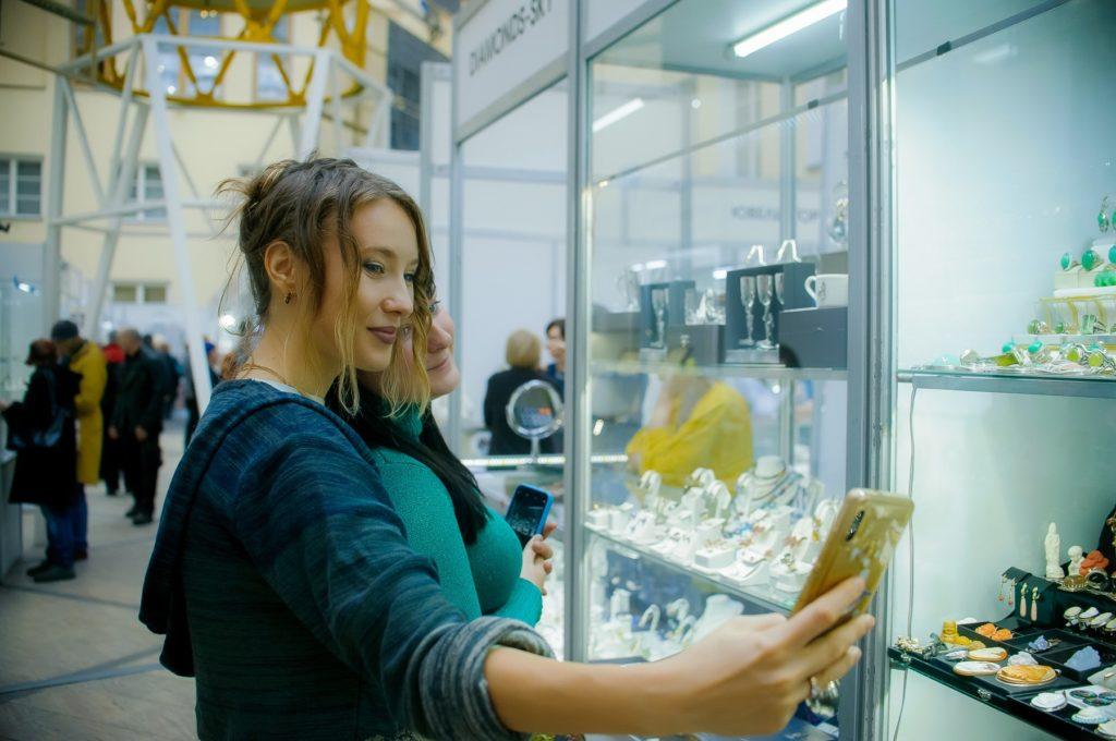 """Выставка """"Сокровища Петербурга"""" 2021 во Дворце Безбородко"""