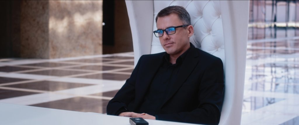 Игорь Петренко продает страдания втриллере-мелодраме «Корпорация AdLibitum»