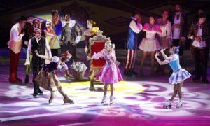 Спектакль на льду «12 месяцев» в постановке Ильи Авербуха