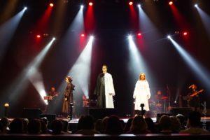 В Петербурге покажут премьеру концерта «Теория противоположностей» со звездами мюзиклов