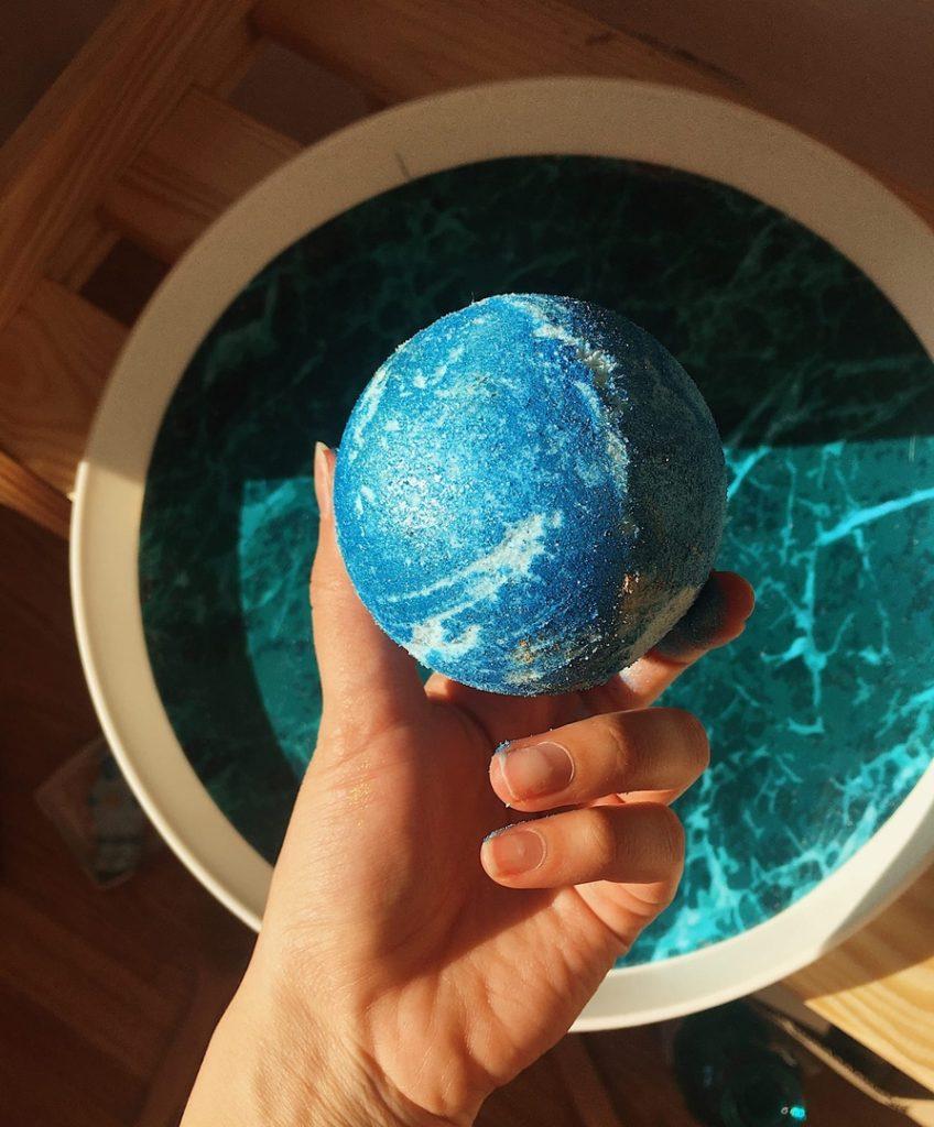 Мастер-класс по изготовлению бомбочки для ванны