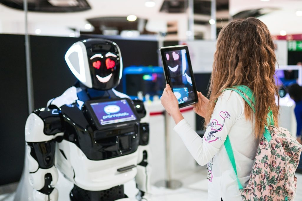 Новый музей «Фестиваль роботов» в Петербурге