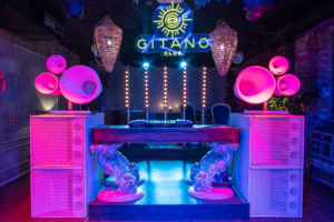 Культовый GITANO CLUB