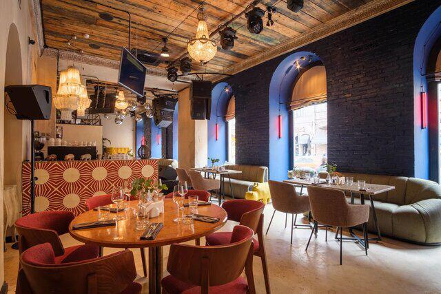 Культовый бар-ресторан Begemot