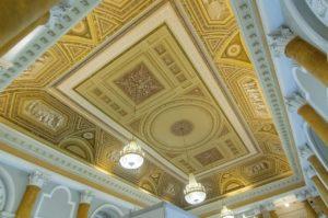В октябре ювелирная выставка «Сокровища Петербурга» празднуют свой день рождения во Дворце канцлера Безбородко!