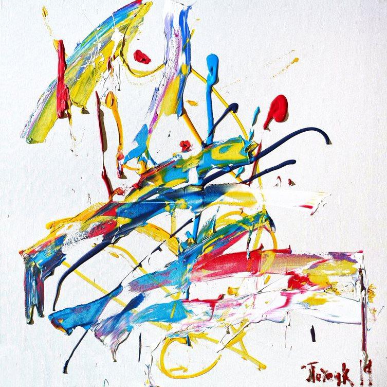 Выставка «Потоцкий & ЛЮБОВЬ»
