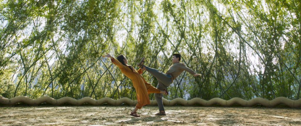 Кадр из фильма «Шан-Чи и легенда Десяти колец» ©MARVEL